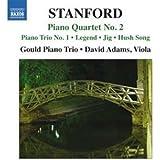 Stanford: Piano Quartet No. 2, Piano Trio No. 1