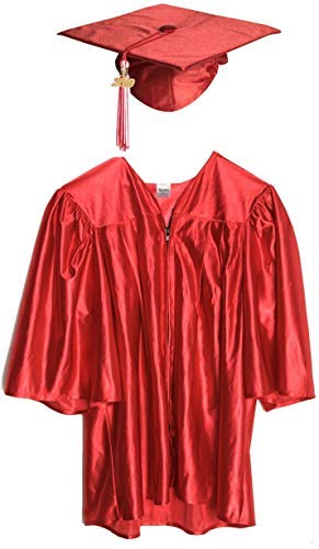 8f0a4ffff9 Preschool and Kindergarten Graduation Cap and Gown