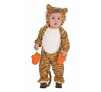 LLOPIS - Disfraz Bebe Tigre Manoplas (hasta 12 Meses): Amazon.es ...