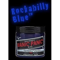 Manic Panic High Voltage Classic Cream Formula (Rockabilly Blue)