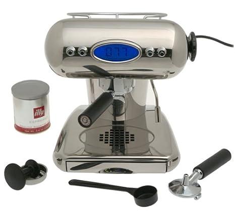 Amazon.com: FrancisFrancis. x4 Espresso machine, Acero ...