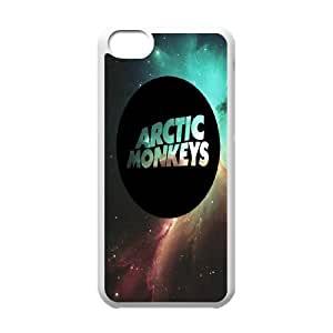 High quality Arctic Monkey band, Arctic Monkey logo, Rock band music protective case cover For Iphone 5c LHSB9718454
