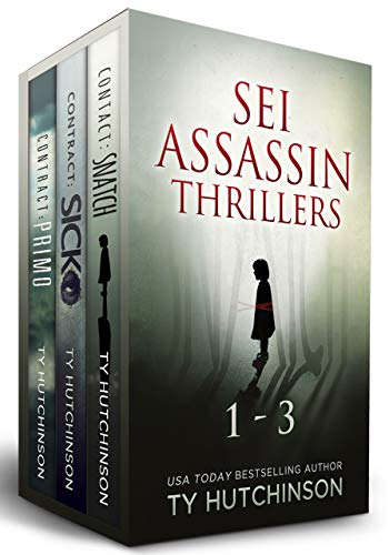 Sei Thrillers (Books 1-3) by [Hutchinson, Ty]