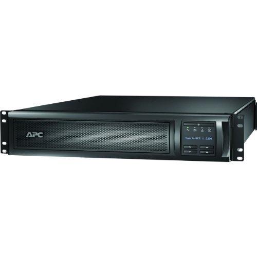 APC SMX2200RMLV2U X 2200VA Rack/Tower LCD 100-127V Smart-UPS