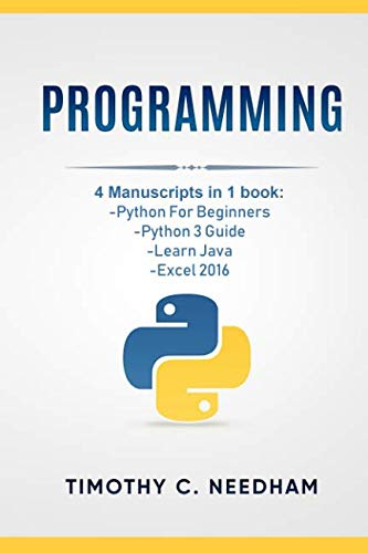 64 Best Python Books for Beginners - BookAuthority