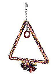 Paradise Toys Large Triangle Swing, 12-Inch W by 15-Inch L