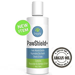 Fur Goodness Sake Dog Paw Balm & Paw Soother - Dog Paw Protection Best for Summer Heat and Winter Ice - Argon-Oil Paw Wax and Pad Moisturizer - Non-Slip and Lick Safe 13
