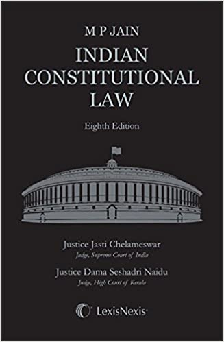 Buy M P Jain Indian Constitutional Law Book Online at Low Prices in