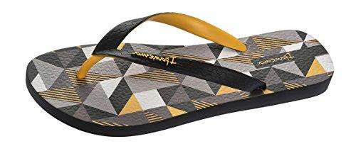 Ipanema Cubes Mens Flip Flops/Sandals-Black-6 RSS67mDUws
