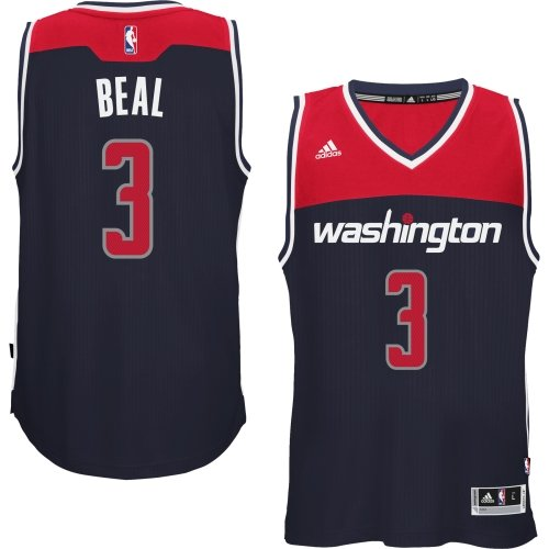 official photos f9db3 acdaa Amazon.com: Youth Boy's Washington Wizards Bradley Beal ...