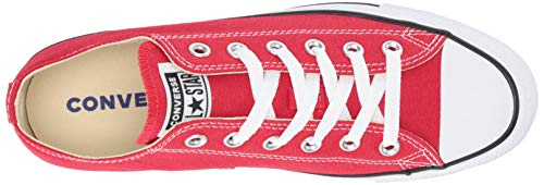 Star Converse Mixte Chuck All Taylor Adulte Baskets Rouge Core CttaqPW