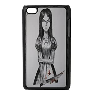 Ipod Touch 4 Phone Case Alice Madness Returns C-C17109