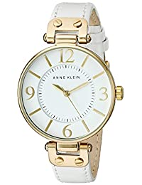 Anne Klein 10/9168WTWT Reloj para Mujer, color Blanco