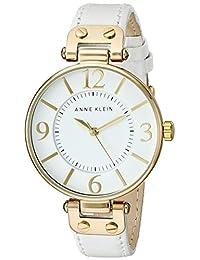 Anne Klein 10/9168WTWT Reloj para Mujer, color Blanco