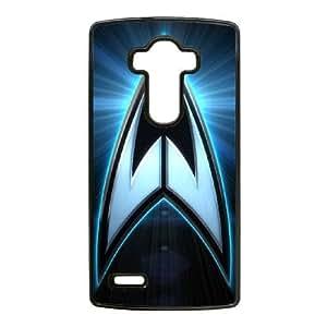 LG G4 Cell Phone Case Black Star Trek KQ9998699