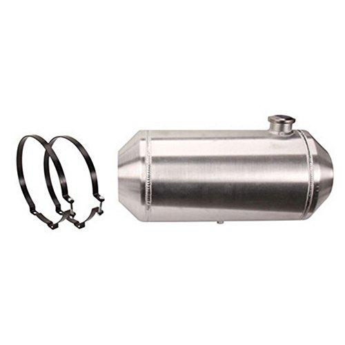 - 7 Gallon Spun Aluminum Hotrod Ratrod Fuel Tank, 2-1/4