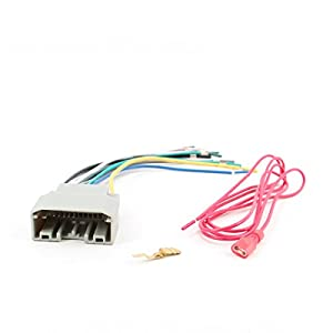 414Jau5yt1L._SY300_ amazon com stereo wire harness dodge grand caravan 08 09 10 11 2014 Chevy Express Radio Wiring Diagram at edmiracle.co