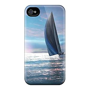 Case888cover Ugq27917xPiV Cases Covers Skin For Iphone 6 (blue Sailing)