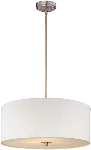 Modern Drum Pendant Light