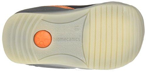 Biomecanics Unisex Baby 171146 Lauflernschuhe Grau (Anthrazit / Wildleder)