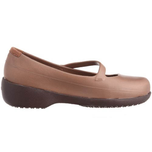 Crocs Calzado Silver De Mujer Fox Brown bronze La Médico rrfdqC