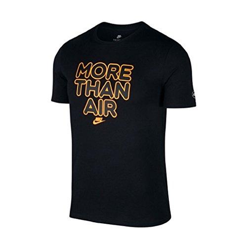 shirt Col Black Nike Homme Rond crimson T fwFvvqRxg