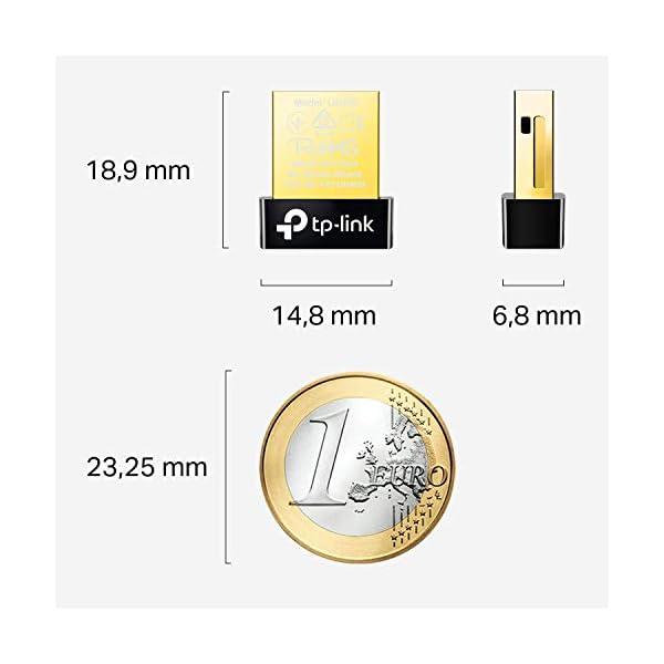 TP-Link UB400 Bluetooth USB, adaptateur bluetooth 4.0, dongle bluetooth pour casque, souris, manette, clavier…