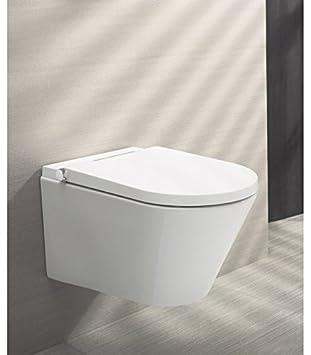 Pack Toilette Suspendu Japonais Axent One Amazon Fr Bricolage