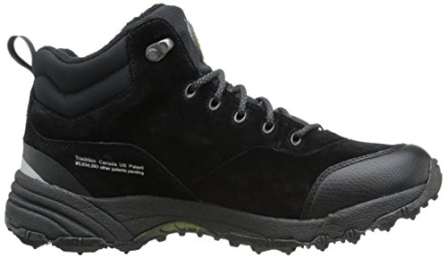 Icebug All Season Black Boot Womens Creek2 BUGrip Traction Studded rrgXWq