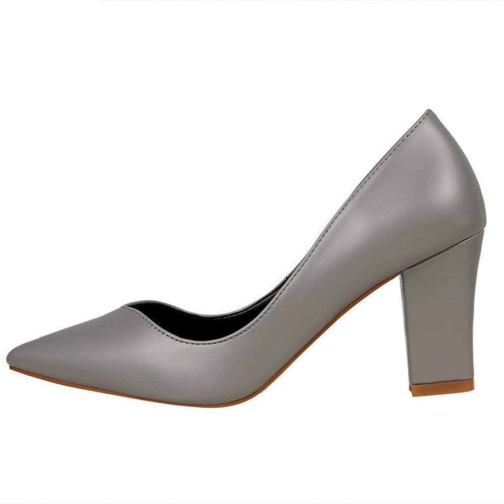 Ai Ya-liangxie Marke Schuhe Neue Frauen Pumpen Super Star Stil Komfortabel Platz Ferse High Heels Frau Arbeit Schuhe Schuhe Frau