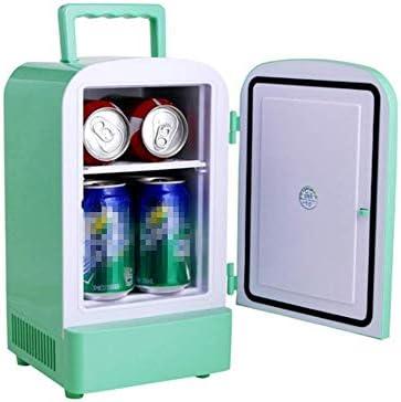 ZWH-ZWH (19.5x20.5x34.5cm)ボックスの車のポータブルカー冷蔵庫暖房がダウンビールコーラ12V 220-240V 4Lアウトドア家庭用ポータブルクーラークールクール 車載用冷蔵庫
