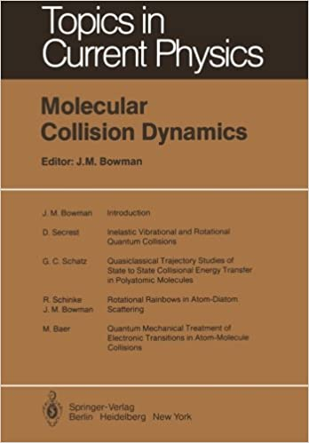 Book Molecular Collision Dynamics (Topics in Current Physics)