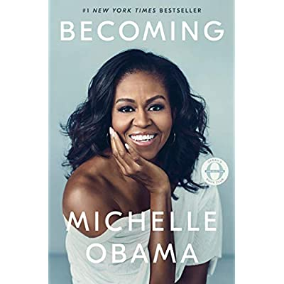 Book: Becoming by Michelle Obama