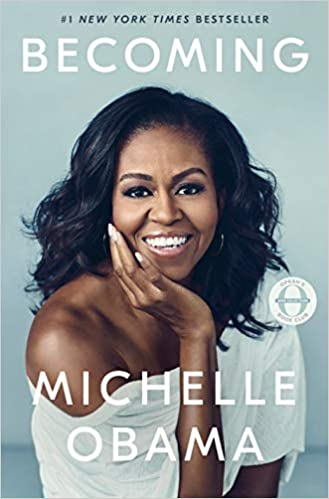 Becoming: Obama, Michelle: 9781524763138: Amazon.com: Books