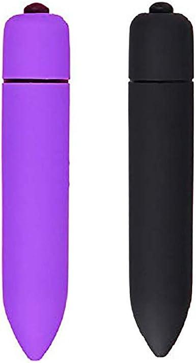 SHJIRsei Vibrador para Mujer Vibrador Recargable de 10 Frecuencias Vibrador Anal de Vibrador, Grande Punto G Plug Anales Juguete Sexual Miniatura de Juguetes de la Novedad 2 Pack (2pc: Amazon.es: Ropa y