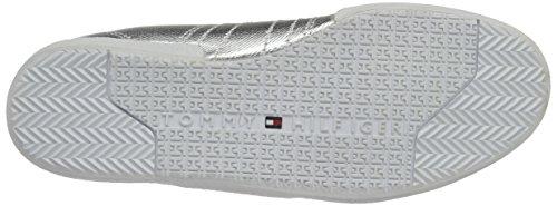 Tommy Hilfiger Damen L1285izzie 1d1 Sneakers Silber (argento 019)