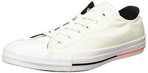 Converse All Star OX Shield White Canvas Trainers