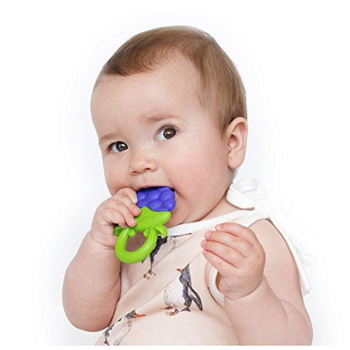 Nuby Fruity Chews Teether Colors