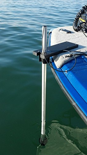Bow Transducer Mounting Assembly (Direct Mount to boat) ()