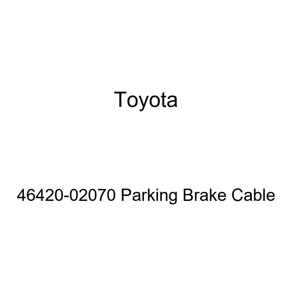 Toyota 46420-02070 Parking Brake Cable