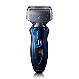 Panasonic Electric Shaver and Trimmer for Men, ES8243A ARC4, Wet/Dry with 4 Blades and Flexible Pivoting Head - 414JhkOgTvL - Panasonic Electric Shaver and Trimmer for Men, ES8243A ARC4, Wet/Dry with 4 Blades and Flexible Pivoting Head