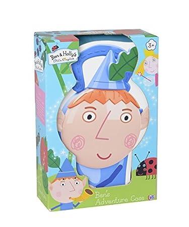 Amazon.com: Ben y Holly Ben Elf aventura caso por HTI: Toys ...