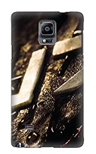 Exultantor Tpu Case For Galaxy Note 4 With Design Lyiedp-2359-mxmkdrx