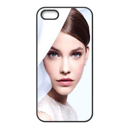 Barbara Palvin coque iPhone 4 4S cellulaire cas coque de téléphone cas téléphone cellulaire noir couvercle EEEXLKNBC23334