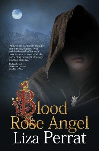 Blood Rose Angel (The Bone Angel) (Volume 3)