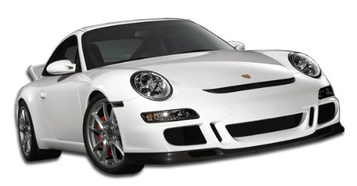 Body 997 - Duraflex Replacement for 2005-2008 Porsche 911 Carrera 997 C4 C4S Turbo GT-3 Look Body Kit - 3 Piece