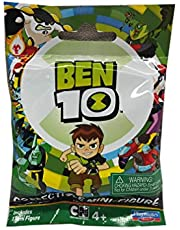 Ben 10 Mini Action Figure Toy - 4 Years   Above