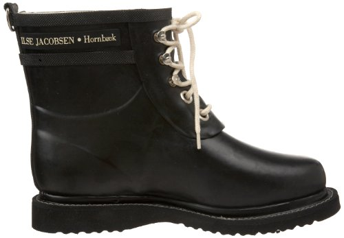 2 JACOBSEN Boot Women's Black Rub ILSE Rain tdqARt