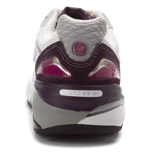 White Chaussures With Femmes New Motion Control Balance De Purple 1540 Course Ox4U8P