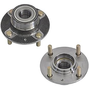 Rear Wheel ABS Hub Bearing Pair